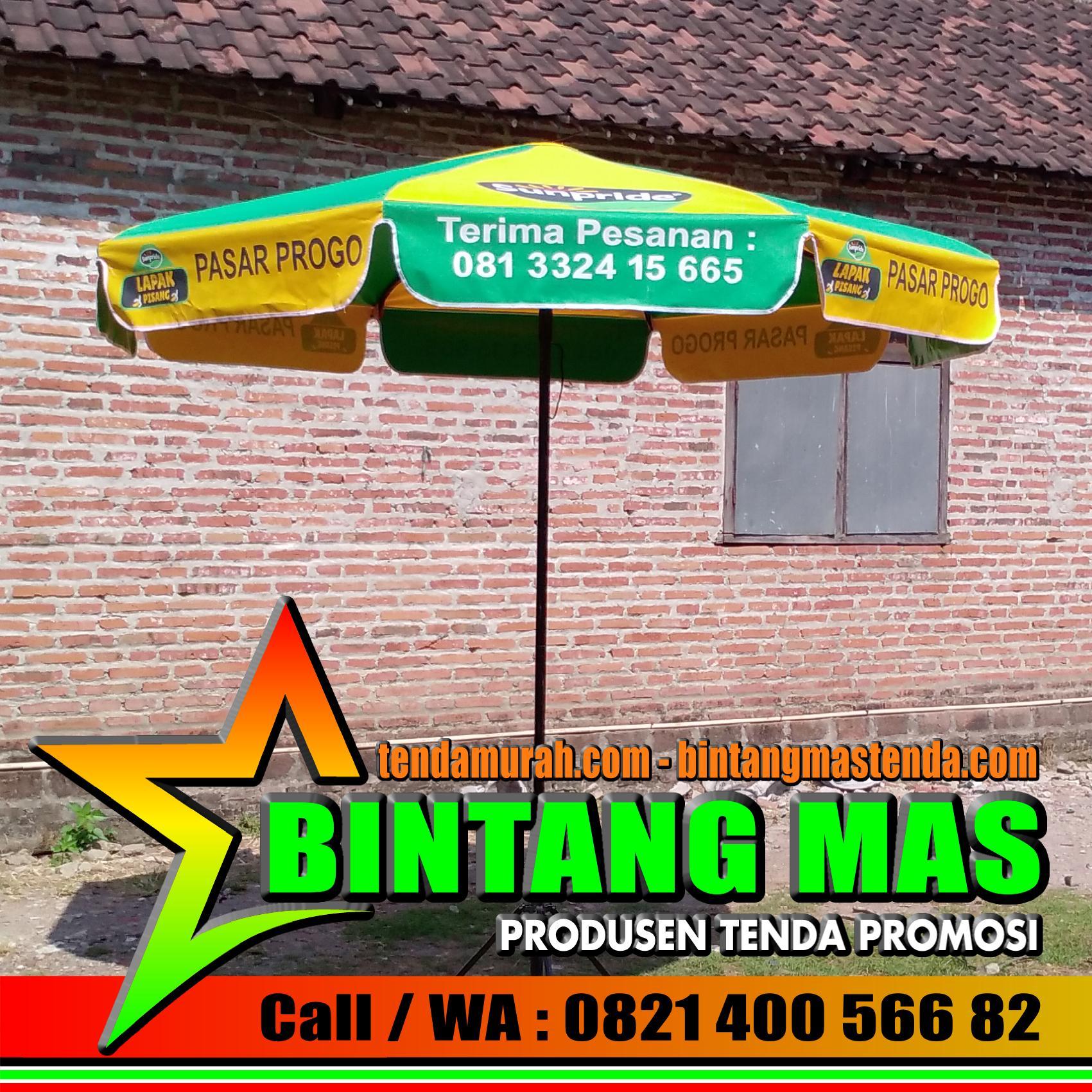 JUAL PAYUNG CAFE MURAH SURABAYA